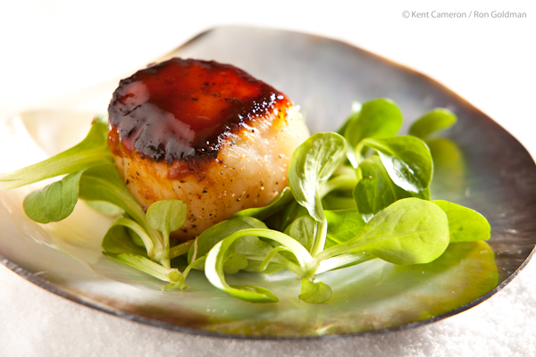 hoisin seared scallops   AFoodCentricLife.com
