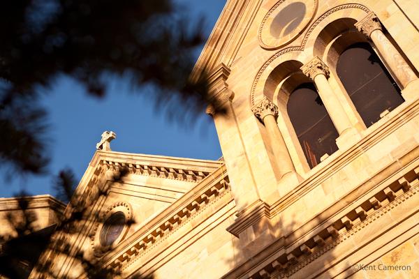 Basilica St Francis of Assisi Santa Fe