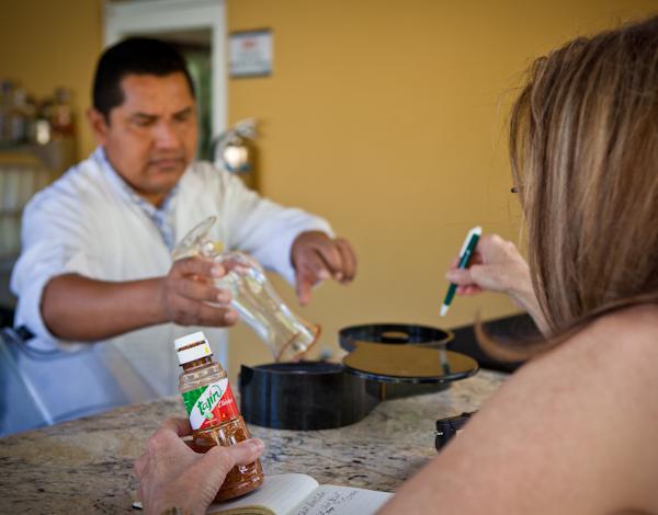 mango margaritas | AFoodCentricLife.com