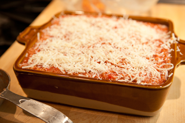 Whole Wheat Lasagna | afoodcentriclife.com
