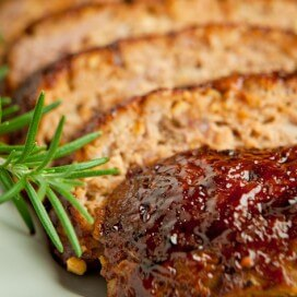 Barbecue Glazed Meatloaf|AFoodCentricLife.com