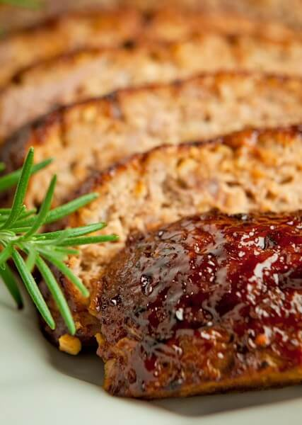 Meatloaf-on-a-Platter