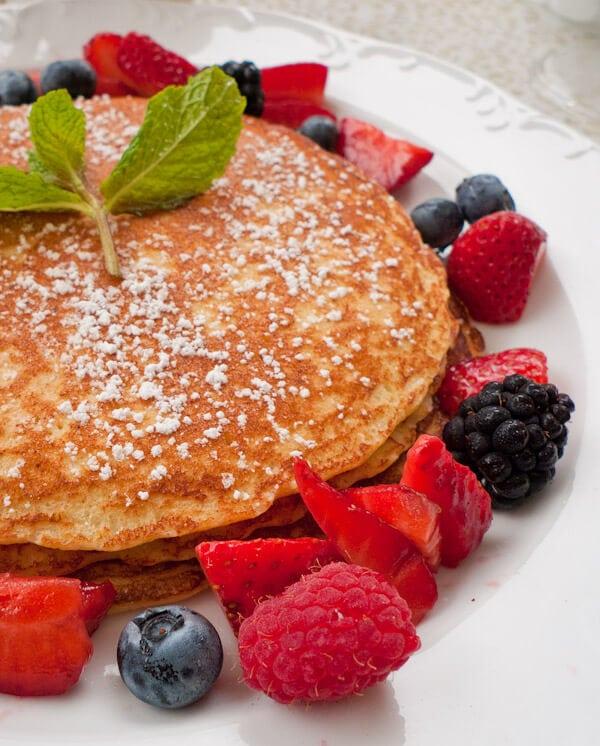 big island pancakes | AFoodCentricLife.com