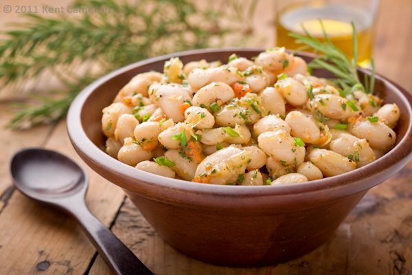 Summer White Bean Salad | A Food Centric Life