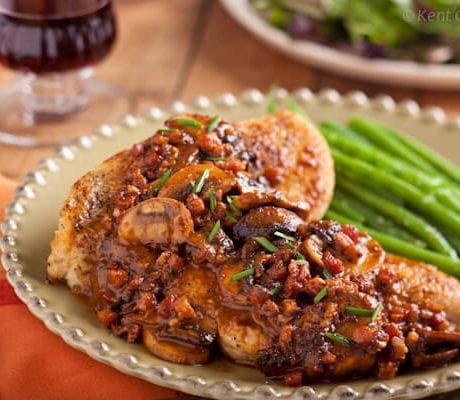 chicken marsala | AFoodcentricLife.com