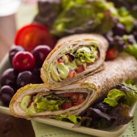 Turkey-Wrap