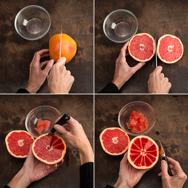 how to eat a grapefruit like an orange
