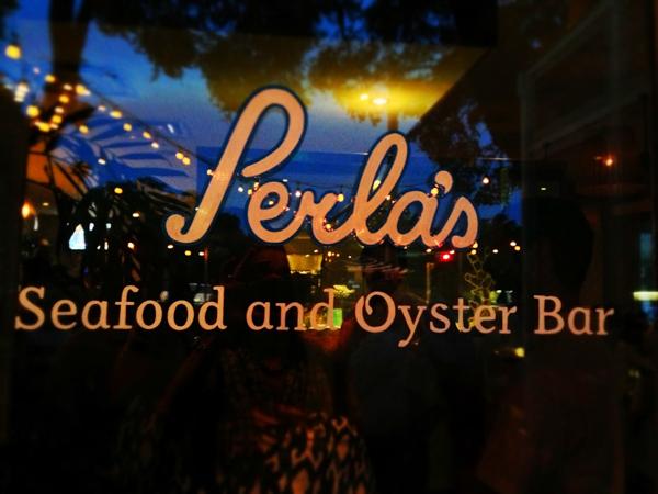 Perla's Seafood, Austin
