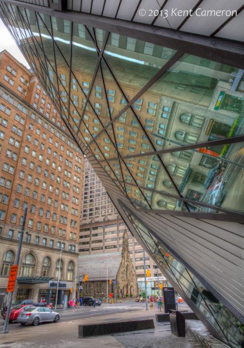 """Royal Ontario Museum """"ROM"""""""