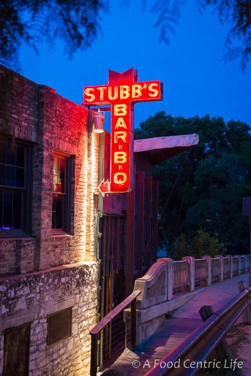 Stubb's, Austin TX