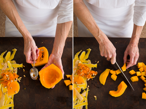 Butternut Squash Process How-to 3