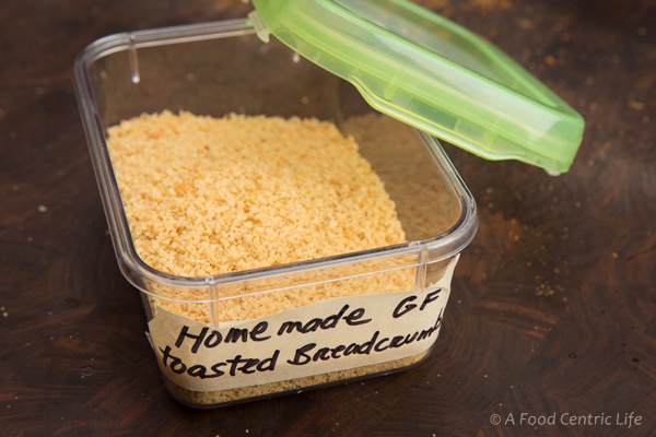 Homemade Bread Crumbs | AFoodCentricLife.com