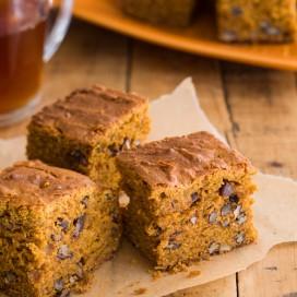 Pumpkin Maple Pecan Cake A Foodcentric Life