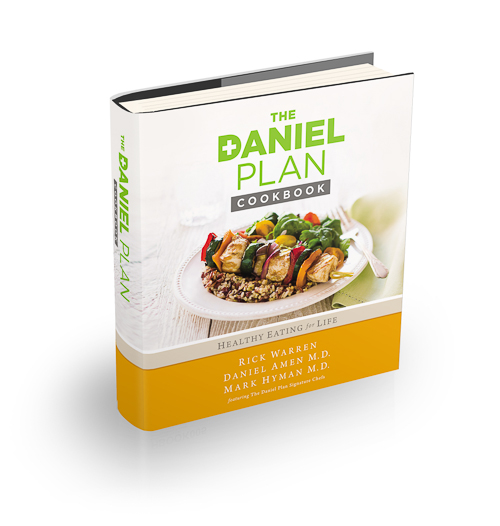 Daniel Plan Cookbook