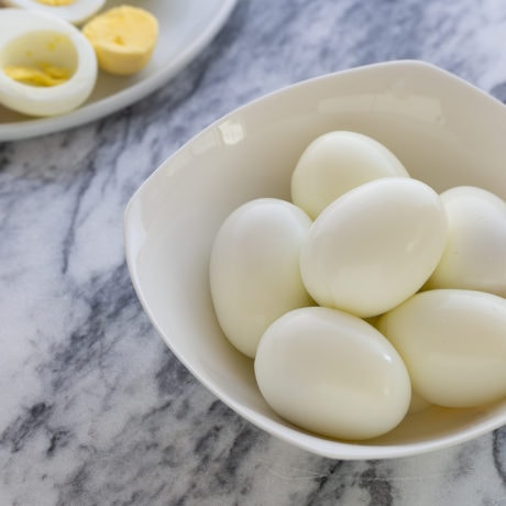 hard boiled eggs | afoodcentriclife.com