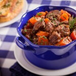Vegetable Beef Stew | AFoodCentricLife.com