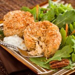 crab cakes | afoodcentriclife.com