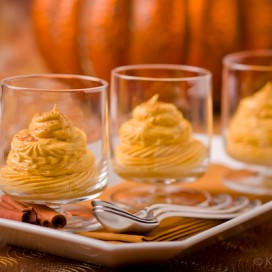 spiced pumpkin pudding | AFoodCentricLife.com