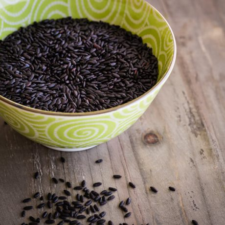 forbidden black rice | AFoodCentricLife.com
