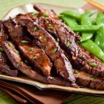 ginger flank steak | afoodcentriclife.com