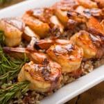 grilled shrimp | afoodcentriclife.com