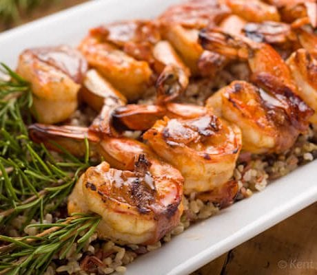 grilled shrimp | afoodcentriclife.com