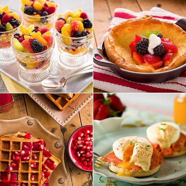 Mothers day recipe roundup | AFoodCentricLife.com