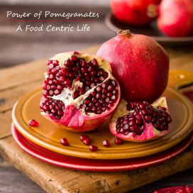 Power of Pomegranates