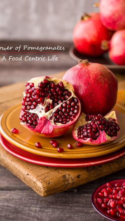 Power of Pomegranates