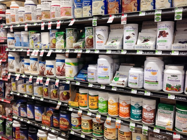 How to choose a protein powder | AFoodcentrlicLife.com