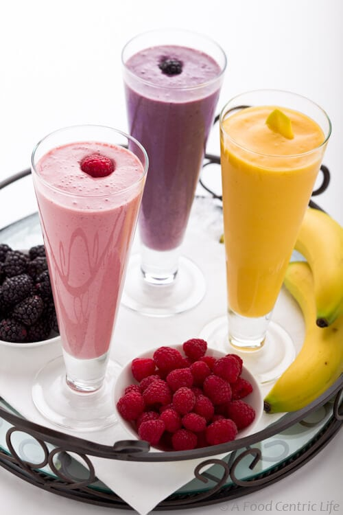 How To Make Healthy Protein Smoothies A Foodcentric Life