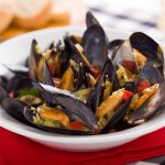 steamed mussels | AFoodcentriclife.com