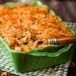 turkey tetrazzini casserole | AFoodcentricLife.com