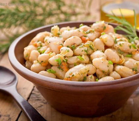 white bean salad | AFoodCentricLife.com