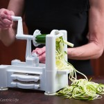 zucchini noodles | AFoodCentricLife.com