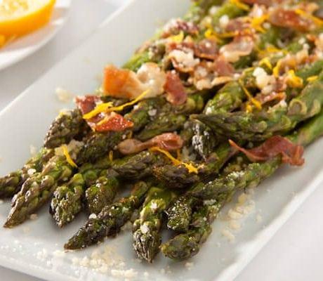 Roast Asparagus | AFoodCentricLife.com