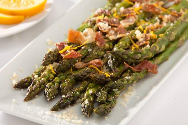 Roast Asparagus|AFoodCentricLife.com