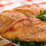 chicken cutlets | AFoodcentriclife.com