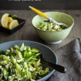 Cucumber-Mint-Salad