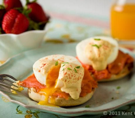 yogurt hollandaise | AFoodCentricLife.com