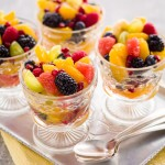 fresh fruit salad | afoodcentriclife.com