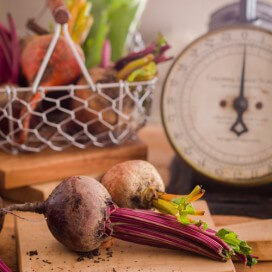 How to Roast Beets|AFoodCentricLife.com