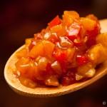 Nectarine Chutney | afoodcentriclife.com