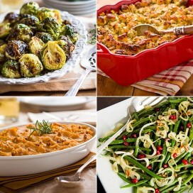 Thanksgiving Side Dishes|AFoodCentricLife.com