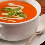 tomato soup | AFoodCentricLife.com