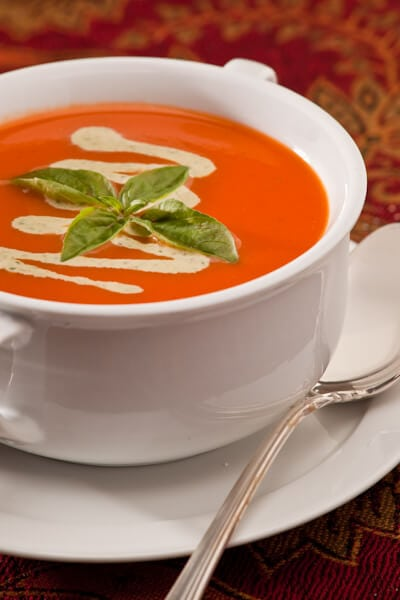 Healthy Homemade Tomato Soup A Foodcentric Life
