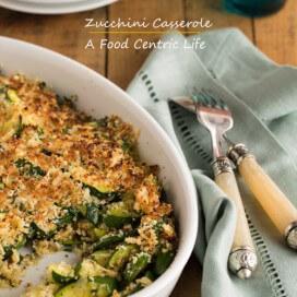 Zucchini-Casserole