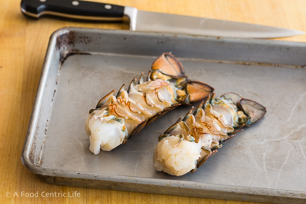 lobster tails|AFoodCentricLife.com