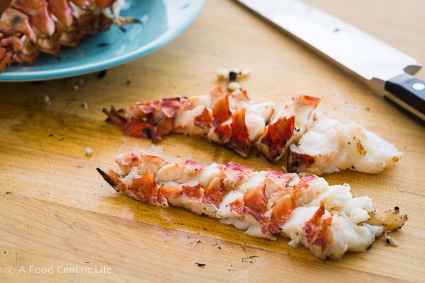 grilled lobster tail|AFoodCentricLife.com