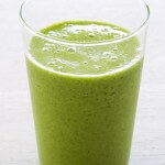 Green Mojito Smoothie | AFoodCentricLife.com